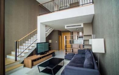 [Fully Furnished&CASH BACK 40K] 3R2B Duplex Condo Cuberjaya