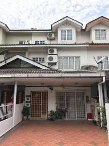 2.5 storey terrace house, taman cheras jaya, aeon cheras selatan c180