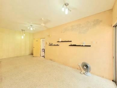 LEVEL 2   STRATA READY Sri Raya Apartment Ukay Perdana CORNER UNIT