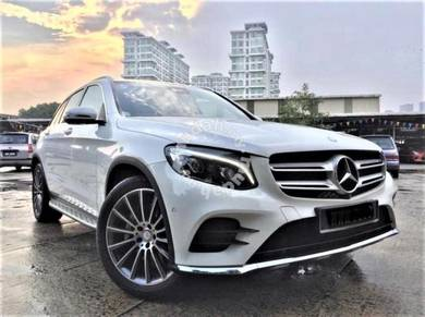 2016 Mercedes Benz GLC250 4MATIC AMG (CKD) 2.0 (A)