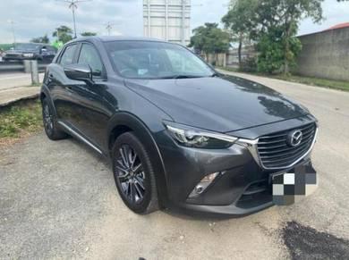 2017 Mazda CX-3 2.0 (A)