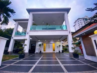 [ HUGE 6,600 SF ] Sty Bungalow House Taman Ampang Utama Ampang Jaya