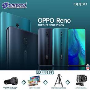 OPPO RENO (6GB RAM | 256GB ROM)MYset + 4 HADIAH