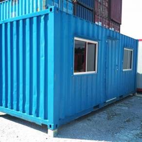 Kontena/container 20ft Customade Office