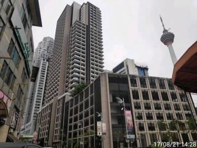 Freehold 6 Capsquare Condominium in Kuala Lumpur