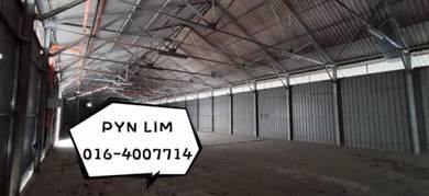 [RARE UNIT] Jalan Petani Warehouse Light industry 7000st Georgetown