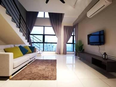 Luxurious Arte Mont Kiara Serviced Apartment