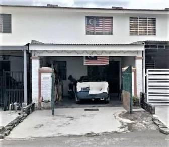 EXTENDED   2 sty house Taman Kilauan Fasa 2, Bestari Jaya, Rawang