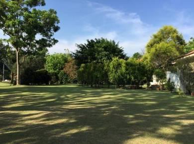 Lot bungalow below market with nice view bangi golf resort, bangi