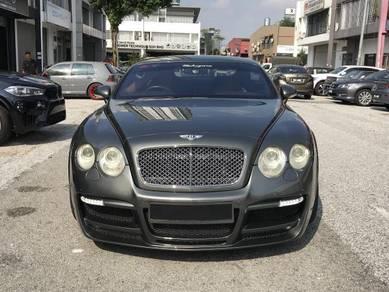 Bentley continental GT ASI bodykit Bentley