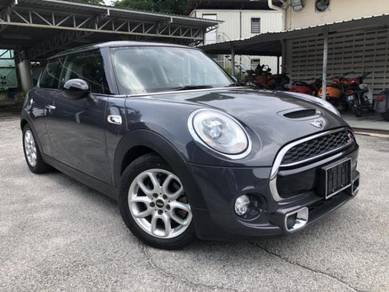 2014 MINI COOPER S 2.0 Turbocharged