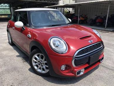 2015 MINI COOPER S 2.0 Turbocharged