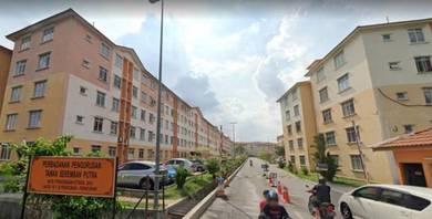 BMV 27% - Seremban Putra Apartment, Taman Seremban Putra, Seremban