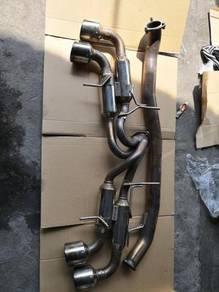 Nissan Skyline GT-R35 Apexi Exhaust