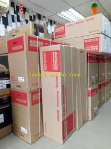 Acson new aircond 1hp*cny promosi 969
