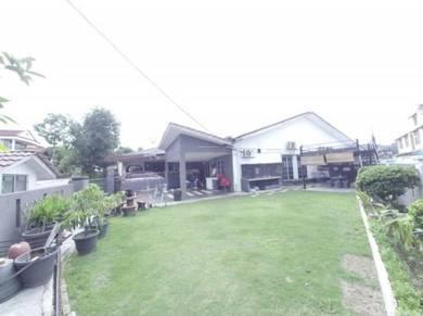 3,152 sqft CORNER LOT Single Sty Terrace AU2 Taman Keramat