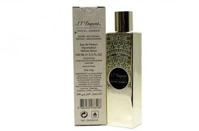 S.T Dupont Royal Amber Tester Perfume