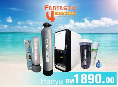 Biosyifa water filter dispenser Penapis air Alkali