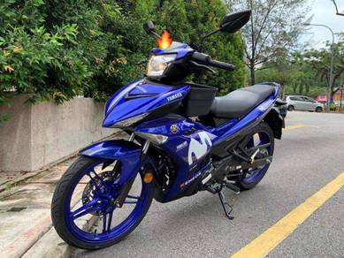 Original Yamaha Y15ZR Movistar Limited Edition