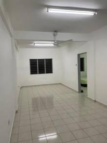 LOW DEPO   Pangsapuri Panti   bandar baru uda   3 bed partial