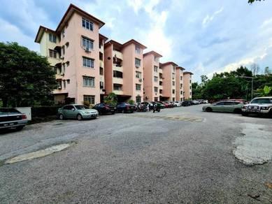 UNIT CORNER Sri Raya Apartment Ukay Perdana DEKAT EKVE