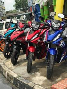 2019 Honda Rs150 dep0 special  promotion