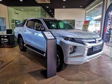 2020 Mitsubishi TRITON VGT ADVENTURE X 2.4L (A)