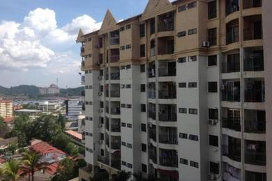 2509 Ixora Apartment, Jalan Wangsa 2/6, Taman Wangsa Permai, 52200 Kep