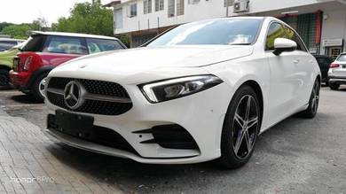 2019 Mercedes A200 to A250 / A45 AMG Conversion