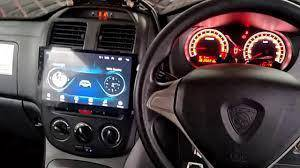 Proton exora 10* oem android car player