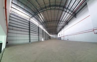 Bukit Minyak New Warehouse