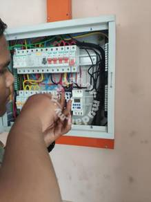 Electrical Wiring Services (House, Shop, Factory)