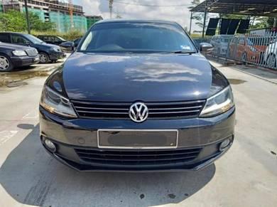 2016 Volkswagen JETTA 1.4 TSI (CKD) (A) FULL SERVI