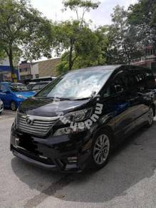 Toyota VELLFIRE 2.4 seven seat cheap rent