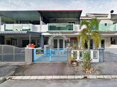 Menglembu - Double Storey House for Sale