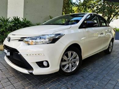 2016 Toyota VIOS 1.5 E ENHANCED (A)7 speed