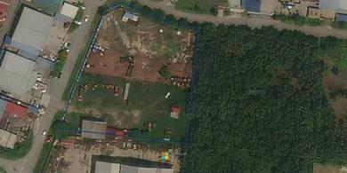 Batu Gajah Perdana Industrial Land Corner Lot