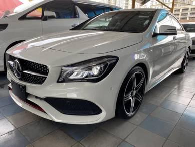 Mercedes Benz CLA250 4 MATIC (CBU) 2.0 AMG