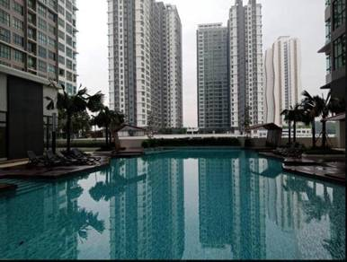 Partially Furnish 3 bedrooms Apartment, Conezion Residences, Putrajaya