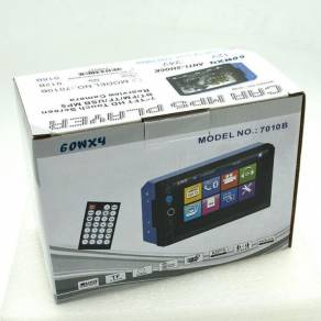 DND Thailand MP5 Usb Double Din Player No Cd