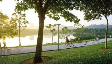 CYBERJAYA NEW LAUNCHED Lakeside Landed, FREEHOLD 0% Downpayment