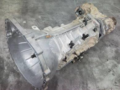ISUZU DMAX 4 speed Rebuild Auto Gearbox