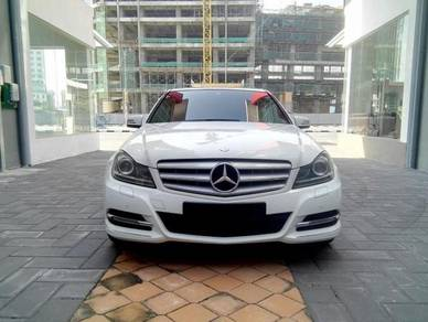2014 Mercedes Benz C200 AMG 1.8 (A) direct owner