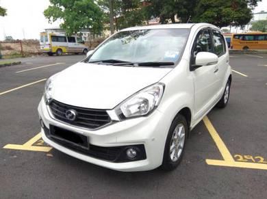 Perodua Myvi 1.3 X (A) ICON New Model Low km