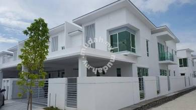 Big size double storey house in seremban with good enrviroment!!!!