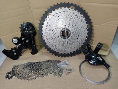 13 speed upgrade 4kits mtb mountain bike groupset