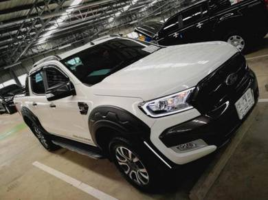 2018 Ford Ranger 3.2 (A) CNY ONG ONG SPEC
