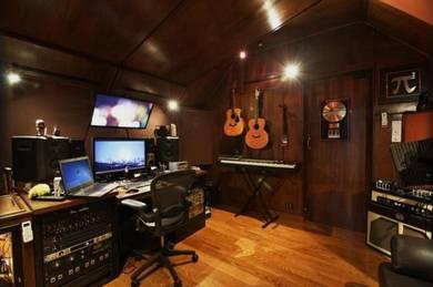 One & only acoustic customized riana green east, wangsa maju, kl