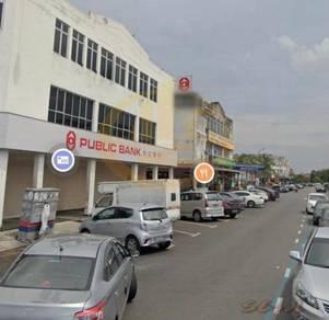 100% loan Shop Apartment Behind Public Bank Sentosa Klang