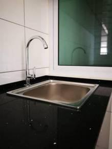Residensi holmes, 4 aircond, kitchen cabinet, hukm, permaisuri, cheras